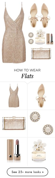 """Summer Wedding!"" by diane1234 on Polyvore featuring Charlotte Russe, Boohoo, Edie Parker and Marc Jacobs"