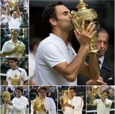 The great Wimbledon 8