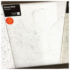 "I think we are *finally* pulling the trigger on new kitchen countertops! I've been debating for FAR, FAR too long and realized I just needed to make a decision and go with it! The winner? Quartz ""Snowy Ibiza"""