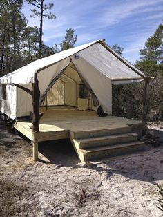 Enjoying South Alabamas Best Tent Camping This Fall | RootsRated