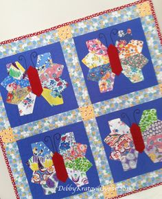 Debby Kratovil Quilts: My Daring Dresden Adventure