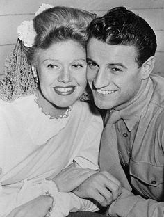 Ginger Rogers and Jack Briggs