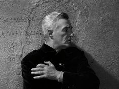 """""""Art has to be severe. It cannot be commercial. It cannot be for the producer or even for the public. It has to be for oneself."""" -- Vittorio De Sica, Italian, cinema, film, director of The Bicycle Thief Italian Neorealism, Chelsea Hotel, I Love Cinema, Great Artists, Einstein, Che Guevara, Commercial, Hollywood, My Love"""