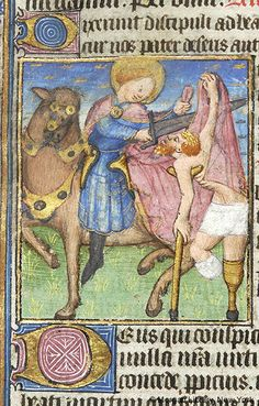 Book of Hours, M.63 fol. 70v - Images from Medieval and Renaissance Manuscripts - The Morgan Library & Museum