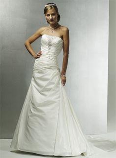 My wedding dress (2008)!   maggie sottero lavina