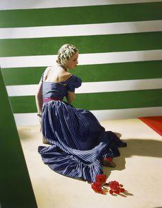 Horst P. Horst. 'Dress by Hattie Carnegie' 1939