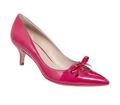 Joan & David Shoes, Gila Kitten Heel Pumps