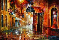 OLD VITEBSK - PALETTE KNIFE Oil Painting On Canvas By Leonid Afremov http://afremov.com/-OLD-VITEBSK-PALETTE-KNIFE-Oil-Painting-On-Canvas-By-Leonid-Afremov-Size-36-x24.html?bid=1&partner=20921&utm_medium=/vpin&utm_campaign=v-ADD-YOUR&utm_source=s-vpin