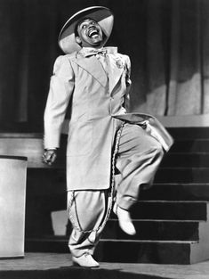 """7. """"Cab Calloway in Stormy Weather,"""" 1943 - Zoot Suit"""