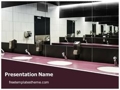 Get this #Free #Public #Washroom #PowerPoint #Template with different slides for you upcoming #powerpoint #presentation. #Free # Public #Washroom #ppt #template is easy to use and customize.