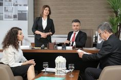 Justice Tower, Business Center in Erbil - Irak, offers its visitors a first-class, exclusive atmosphere.