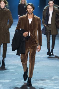 Male Fashion Trends: Berluti Fall-Winter 2017 - Paris Fashion Week
