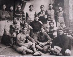 Футбольная команда Тумстоуна (Аризона, 1904).  #история #США #Америка
