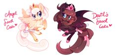 MLP Adoptable Auction - Cake Ponies 2 (OPEN!) by tsurime.deviantart.com on @DeviantArt