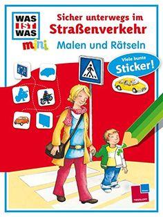 Malen und Rätseln: Sicher unterwegs im Straßenverkehr von Birgit Bondarenko http://www.amazon.de/dp/3788619473/ref=cm_sw_r_pi_dp_sEGxvb11F99Y0