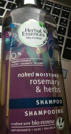 Review: Herbal Essences bio:renew Rosemary and Herbs Shampoo  #shampoo #haircare #rosemary #herbalessences #herbalessence