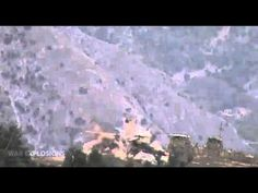 Afghan helicopter lands on IED – The Video Streams