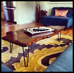 Create your own live edge furniture