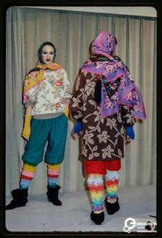 Fashion show Yuki Torii | Yuki Torii (Designer) and Paul van Riel (Photographer) - Europeana