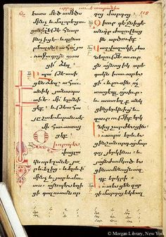 Gospel book, MS M.749 fol. 79v - Images from Medieval and Renaissance Manuscripts - The Morgan Library & Museum