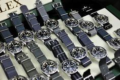 A rare nato strap > NOS authentic Milsub strap Rolex 5513, Rolex Submariner 5513, Breitling, Seiko, Sport Watches, Cool Watches, Watches For Men, Luxury Watches, Rolex Watches