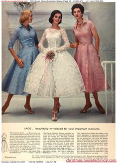1958 Sears Spring Summer Catalog, Page 30 - Catalogs & Wishbooks