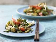 Buntes Wok-Gemüse