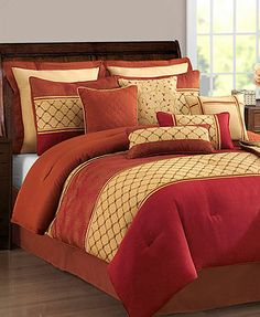 CLOSEOUT! Paragon 12 Piece Full Comforter Set