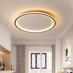 Modern Led Ceiling Lights, Hanging Ceiling Lights, Ceiling Lighting, Bathroom Ceiling Light Fixtures, Bedroom Ceiling Lights, Led Ceiling Lamp, Flush Lighting, Modern Light Fixtures, Lounge Lighting
