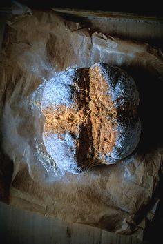 na krachym spodzie: Chleb na sodzie - Soda bread