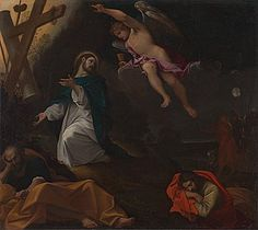 Ludovico Carracci | The Agony in the Garden | NG6624 | The National Gallery, London