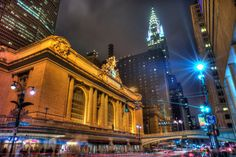 Bright Lights, Big City… my first trip to New York City was full of excitement, exhaustion, and new experiences. Grand Central was a definite highlight in all three categories ;)