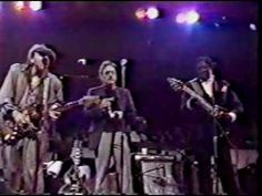 """B.B. King, Albert King, Paul Butterfield & Stevie Ray Vaughan- """"The Sky is Crying.""""  Electric blues never gets any better than this."""