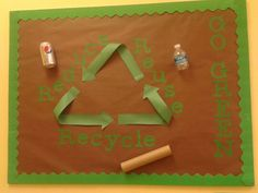Simple Reduce, Reuse, Recycle