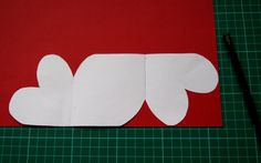 tarjeta de corazones calca rojo Tarjetas Diy, Plastic Cutting Board, Birthday, Love Gifts, Valentines, Manualidades, Tuesday, February, Weddings