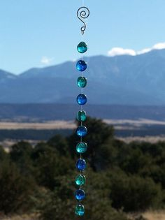 Window Hanging Sun Catcher by SiggisEclectica, $9.00