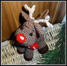 Ich habe mir überlegt Euch zu jedem Adventwochenende eine kleine Weihnachtsfigur, samt Anleitung vorzustellen. Ihr könnt sie als Geschenk...
