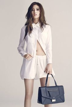 After School Nana Looks Real Hot In These Pictures! Asian Fashion, Fashion Beauty, Girl Fashion, Asian Woman, Asian Girl, Im Jin Ah Nana, Nana Afterschool, Korean Celebrities, Korean Model