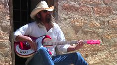 """New Country Music! """"Ain't No Honky Tonks in Jail"""" Texas Americana Countr..."""