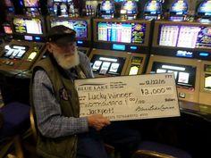 #jackpotalert congratulations to Bill the lucky winner of a $2000 #jackpot a few minutes ago! Congratulations, Facebook