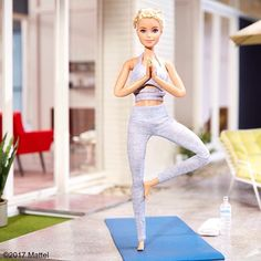 Find your balance in 2017!   #barbie #barbiestyle