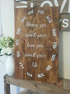 Wedding Sign Mumford and Sons Custom Wood by MelBellesHomeDecor