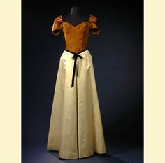 Charles James Two-Piece Evening Ensemble American, circa1948