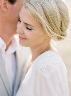 Romantic Australian Engagement from Jose Villa