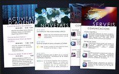 PepZapata_Blog!: Algunas pantallas para el CESCA