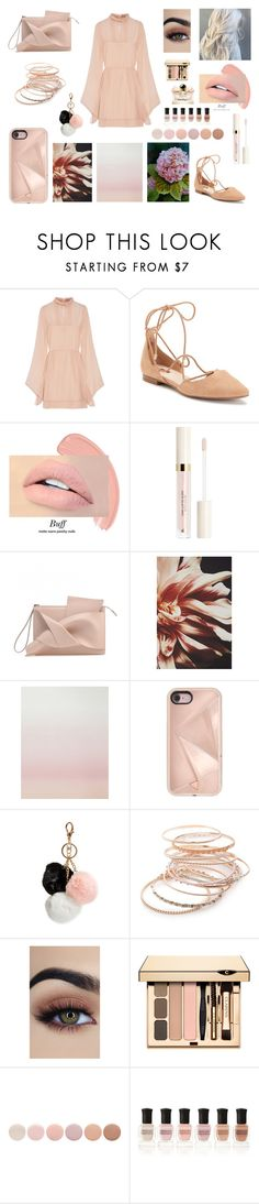 """Better In Time"" by nightlight62 ❤ liked on Polyvore featuring Emilio Pucci, Jennifer Lopez, Anthropologie, Sandberg Furniture, Rebecca Minkoff, GUESS, Red Camel, Deborah Lippmann and Salvatore Ferragamo"