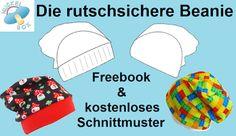 Nuckelbox: Tutorial - Die rutschsichere Beanie-Mütze - Freebo...