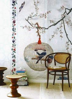 [Decotips] El poder de lo exótico: estilo Chinoiserie | Decorar tu casa es facilisimo.com