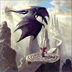Merlin dragon master