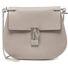 Chloe Drew Mini Leather Shoulder Bag